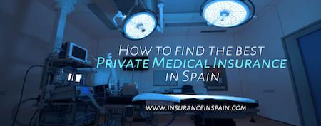 health insurance in spain medical, private, healthcare, insurance in spain