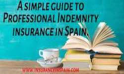 Professional indemnity insurance for businesses in Spain