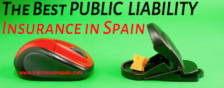 public liability insurance in spain for business and mobile businesses