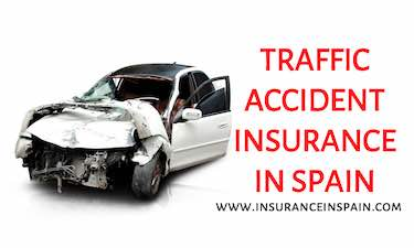 road traffic accident insurance spain