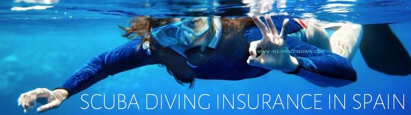Scuba Diving Insurance in Spain, Worldwide