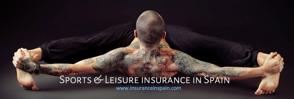 sports and leisure insurance insurance in spain for accidents and injuries