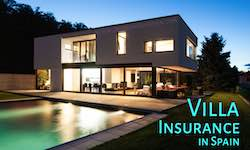 Villa Insurance in Spain