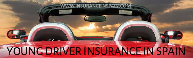 Get a quote for young driver insurance in Spain