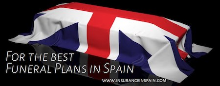 funeral plans and health insurance in spain