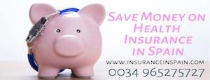 how to save money on health insurance in Spain