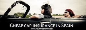 cheap car insurance spain expats british Uk plated registered car insurance in spain