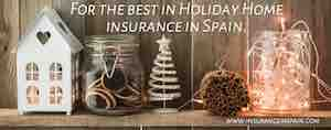 cheap holiday home insurance for rental properties in spain