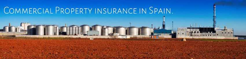 commercial and business insurance in spain property insurance in spain