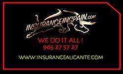Insurance Alicante Spain
