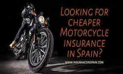 motorcycle insurance Spain scooter quads + 4x4 offload vehicles