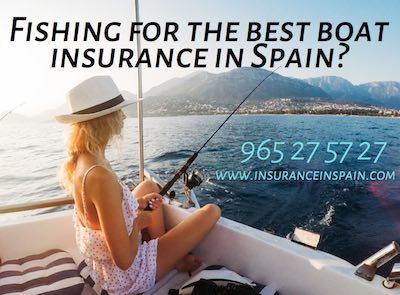 boat, marine, yacht insurance spain