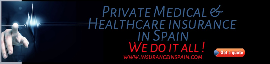 private medical and health insurance plans in spain.