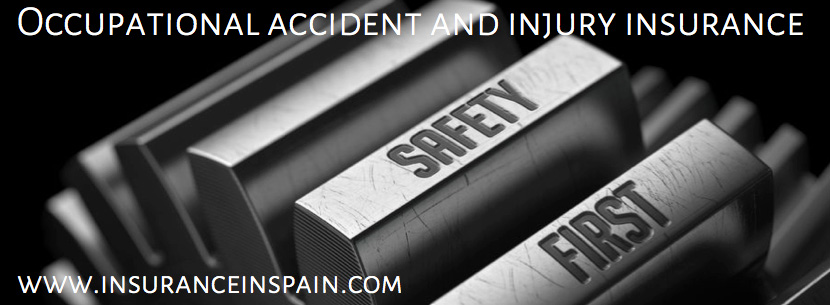 occupational insurance in spain for work, play or business protection