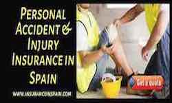 accident injury insurance in Spain Personal + business Insurance